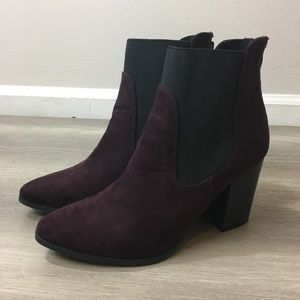 ATTENTION High Hee Ankle Boots